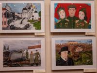 Сергей Бусурин порекомендовал новгородцам посетить выставку «Великий День освобождения»