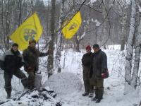 Стали известны подробности гибели экипажа штурмовика Ил-2 на берегу Полы