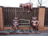 «Три кота» помогли Великому Новгороду войти в топ-10 самых гостеприимных российских направлений