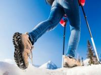 В чём состоят основные плюсы скандинавской ходьбы?