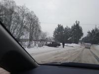 В Чудовском районе ВАЗ вылетел на встречку. Водитель погиб
