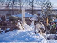 В Демянске сразятся солдаты советской армии и вермахта
