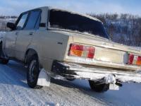 В Хвойнинском районе водитель «Жигулей» сбил сразу двух пешеходов