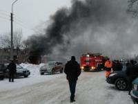 В Новгородской области за сутки сгорели три автомобиля