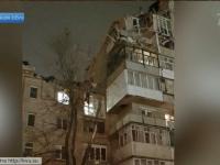 В Ростовской области из-за взрыва газа обрушились два этажа жилого дома