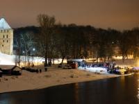 В Великом Новгороде для купания в праздник Крещения Господня санкционировали два места