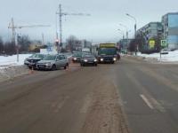 За выходные в Новгородской области пять человек пострадали в авариях с «Рено»