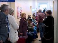 Жители Шимска смогли посетить новгородских врачей-специалистов, не выезжая из поселка
