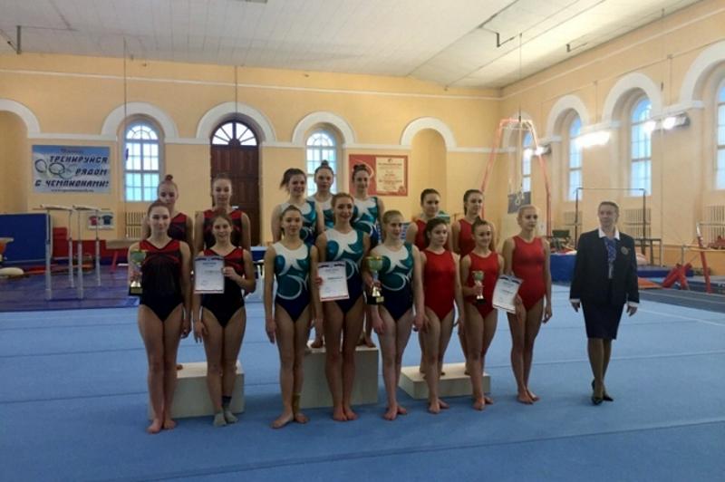 Новгородские гимнастки завоевали право выступать на чемпионате страны
