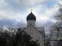Храм Спаса на Ильине пришлось закрыть из-за плохой погоды