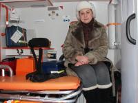 «53 врача»: фельдшер скорой помощи Марина Фирстова