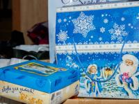 «Акрон» подвел итоги участия в благотворительном марафоне «Рождественский подарок»