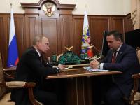 Андрей Никитин рассказал Владимиру Путину о вызове: как улучшить качество здравоохранения