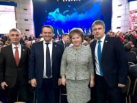 Елена Писарева прокомментировала послание Владимира Путина Федеральному Собранию