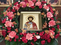 Исполняется 1700 лет со дня кончины св. Феодора Стратилата, в честь которого названы новгородские храмы