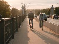 Как сделать велосипед массовым транспортом в Великом Новгороде?