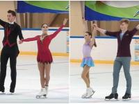 Мишина/Галлямов и Пепелева/Плешков взяли золото на Кубке России по фигурному катанию