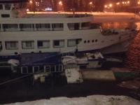 На ушедших под воду суднах в Великом Новгороде не было опасных химсредств