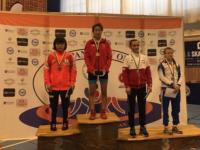 Новгородка завоевала медаль на международном женском турнире по вольной борьбе