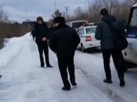 Новгородские силовики провели спецоперацию в деревне Волынь