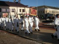 Старая Русса празднует 75-летие освобождения от немецко-фашистских захватчиков