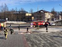 Посетителей ТД «Русь» в Великом Новгороде эвакуируют из-за очередного сообщения о минировании