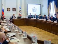 Правительство, облдума и общественники обсудили развитие нацпроекта «Демография» на Новгородчине