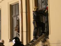 При реконструкции обрушившегося здания университета в Петербурге нарушались правила безопасности