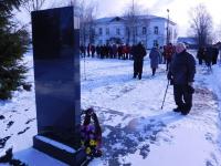 Сегодня в Поддорье отметили 75-ю годовщину освобождения села и района