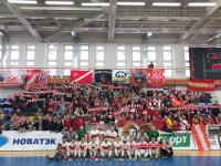 «Спартак» разгромил «Деловой партнёр» в Великом Новгороде