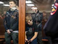 Стала известна реакция Кокорина и Мамаева на очередное продление ареста