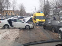 Стали известны детали вчерашнего ДТП на улице Хутынской с пострадавшим подростком