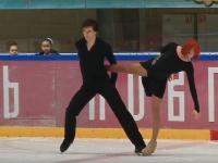Тиффани Загорски и Джонатан Гурейро в третий раз выиграли Кубок России по фигурному катанию