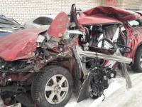 В Старорусском районе виновник смертельной аварии скрылся с места происшествия