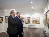 В Великом Новгороде открылась выставка о Великой войне и Великой смуте