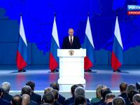 Владимир Путин рассказал, что будет входить в программу по борьбе с бедностью
