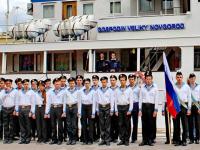 Юные новгородские моряки отправятся на учебном судне по маршруту Санкт-Петербург - Севастополь
