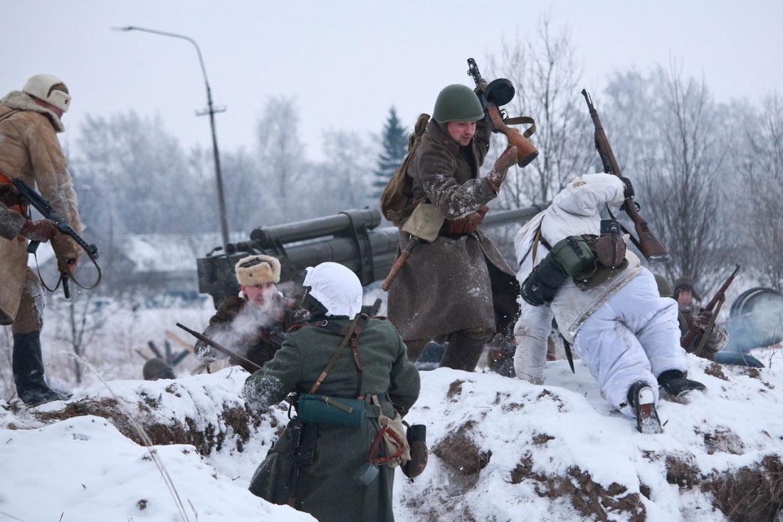 День за днем: 24 февраля. «Демянский плацдарм: Освобождение»