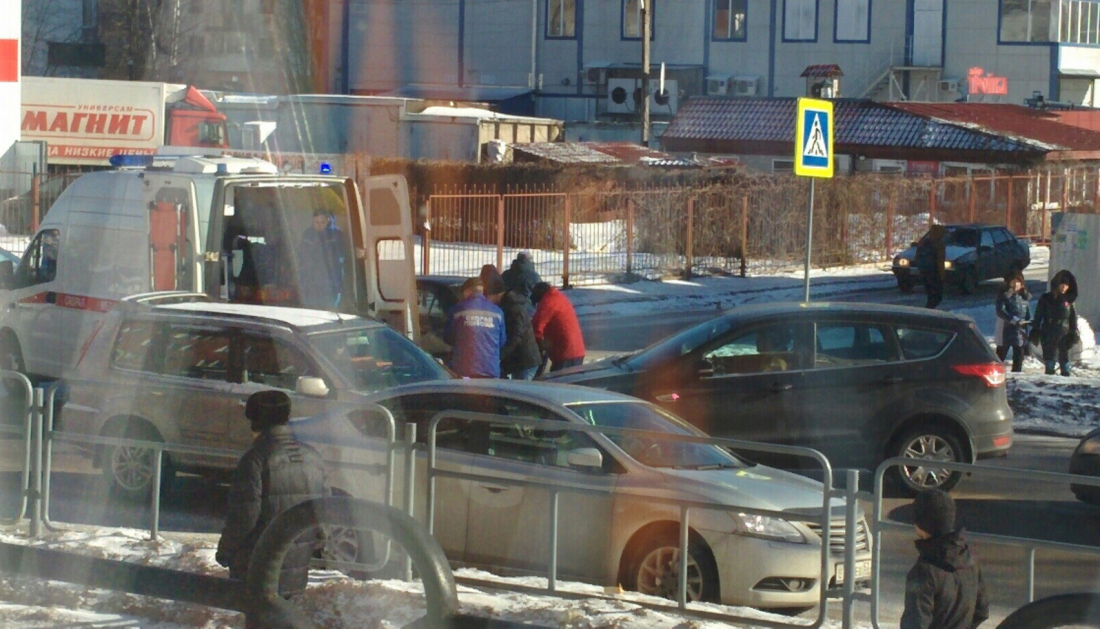 За три дня в Новгородской области сбили трех пешеходов