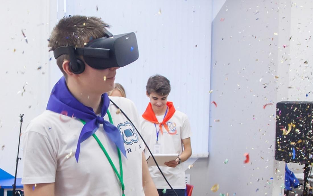 Новгородские школьники узнают, что такое «Инженерные каникулы»