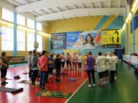 «53 новости» побывали на зарядке для новгородцев серебряного возраста. Сегодня она была особенной