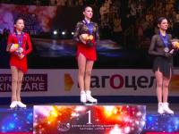 Алина Загитова — чемпионка мира по фигурному катанию, Евгения Медведева — третья