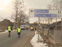 Дороги Новгородского района пережили зиму хорошо, но не повезло делиниаторам