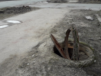 Фотофакт: в Великом Новгороде может произойти трагедия, как в Волоте или Парфине