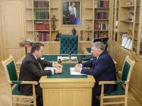 Глава Чудовского района рассказал, как он принимает решения в муниципалитете