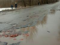 Горькая шутка экскурсовода про «фронтовые» дороги Старой Руссы пришлась по душе туристам