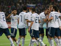 Матч Россия - Казахстан оказался омрачён неприятной новостью