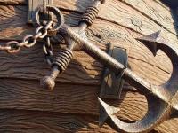 Новгородец покусился на якорь из Морского центра. Заведено уголовное дело