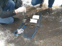Новгородские наркополицейские задержали жителя Тверской области с 2 кг наркотиков