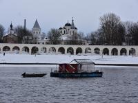 Новгородский мост X века - настоящая сенсация по мнению учёных